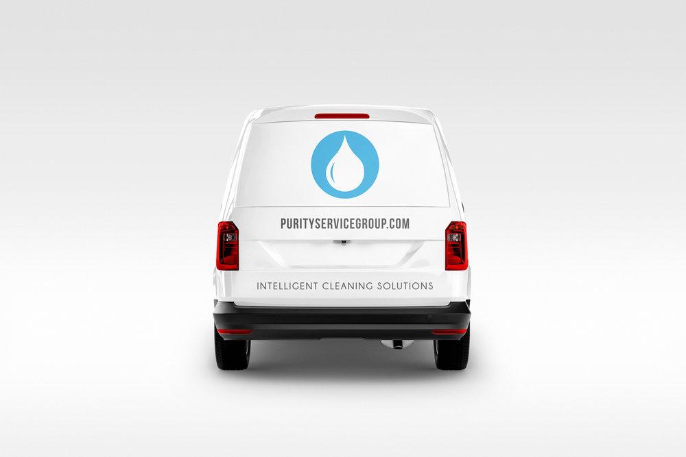 Golden-Antler-Graphic-Design-Milwaukee-Web-Branding-Marketing-Wisconsin-Purity-Service-Group-Vehicle-Graphics-Vinyl