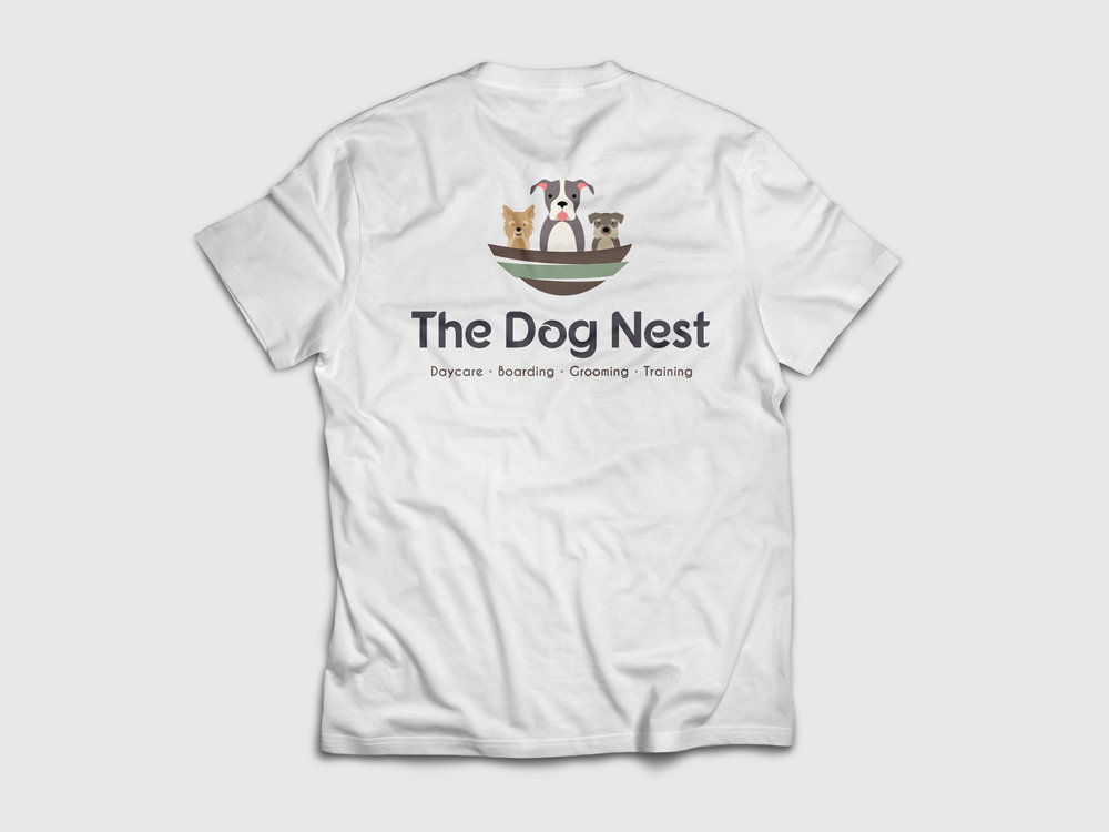 Golden-Antler-Graphic-Design-Milwaukee-Web-Branding-Marketing-Wisconsin-The-Dog-Nest-Logo-Apparel