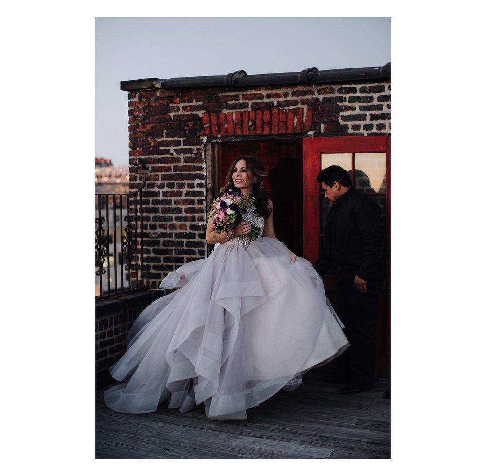New York Wedding Photographer, Brooklyn Wedding Photographer, Metropolitan Building Wedding Photos, New York Winter Wedding, Metropolitan Building LIC