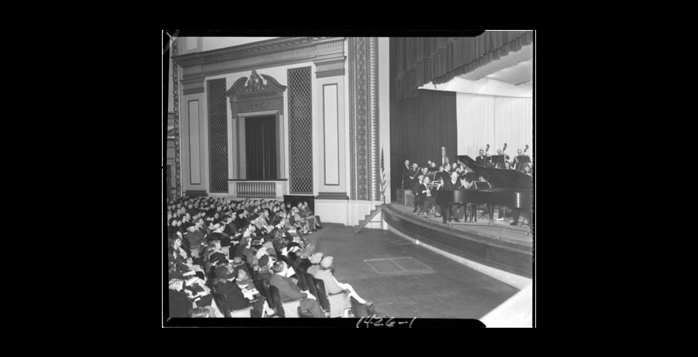 Kalamazoo Symphony Orchestra, 1943