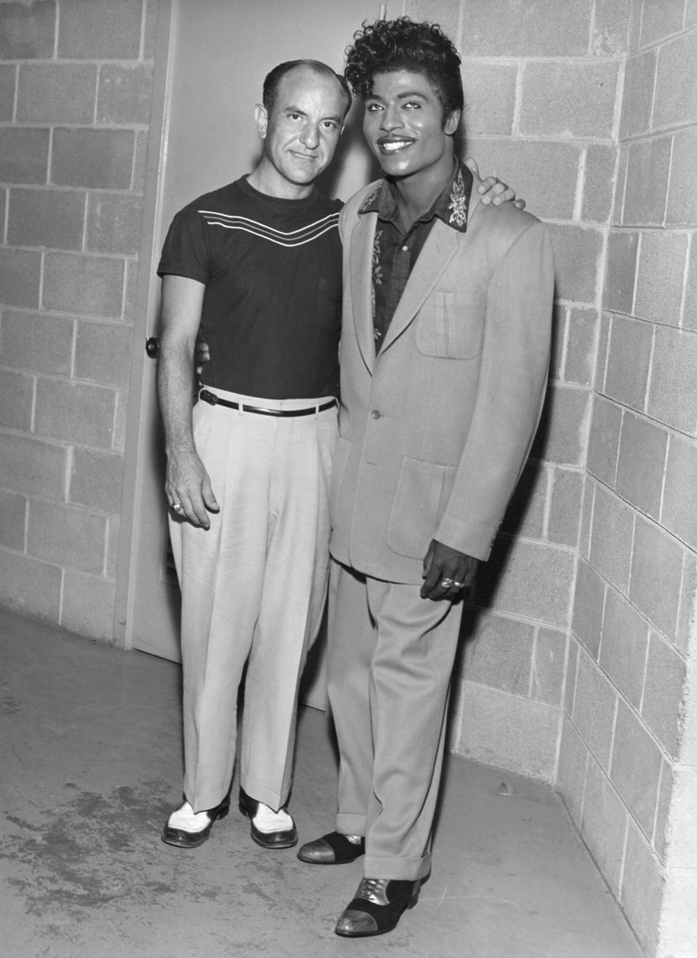 Eddie & Little Richard