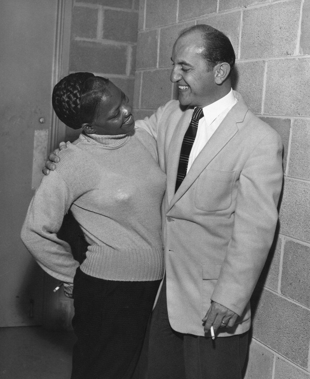 Laverne Baker & Eddie
