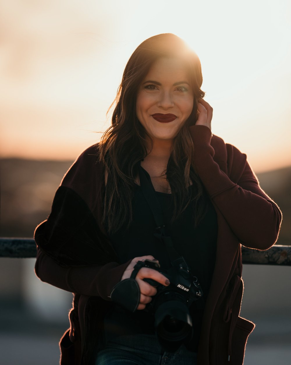 Stephanie Brooks Smith | Owner of Southern Stitched Photography