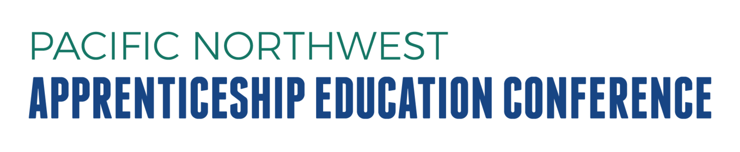 Pacific Northwest Apprenticeship Education Conference