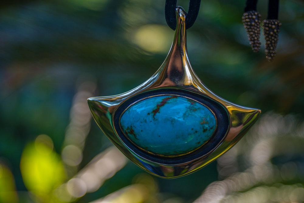 Buckeye Necklace