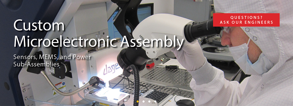 SMART Microsystesms Microelectronic Assembly