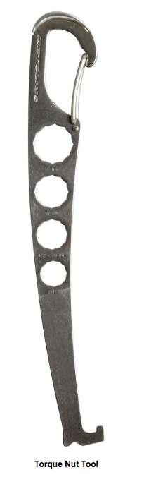 Metolius Torque nut tool