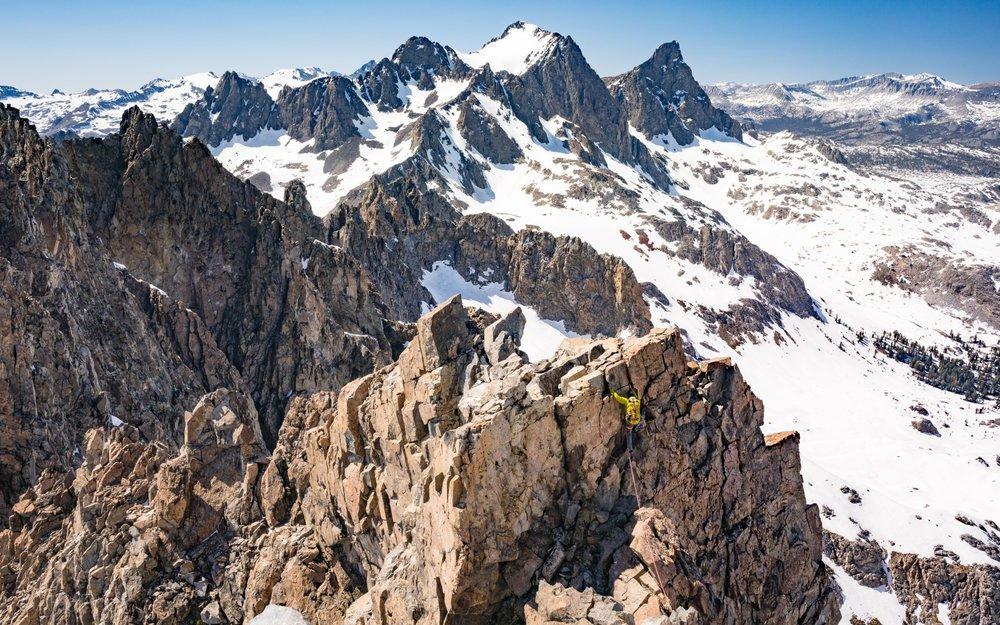 Minarets, Sierra Nevada