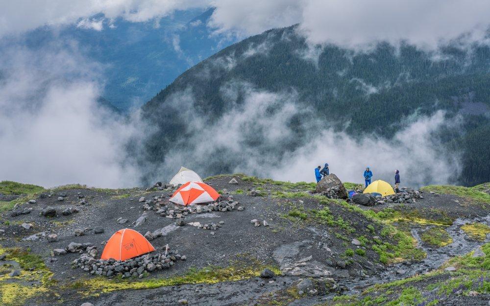 Mt. Baker, Heliotrope Ridge