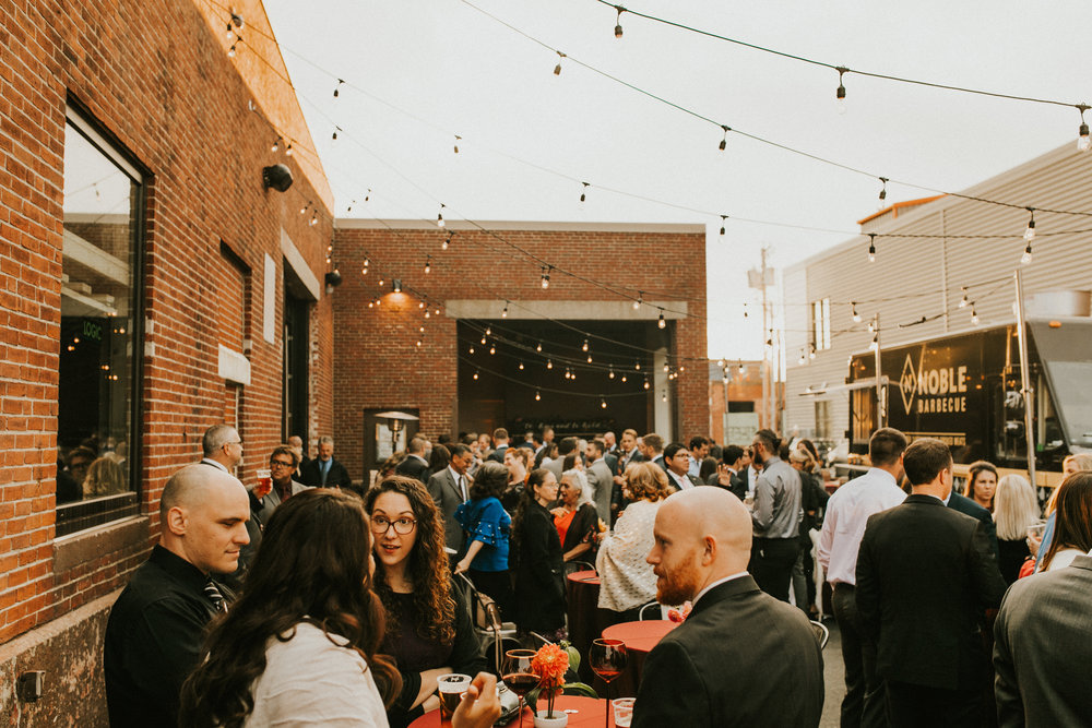 How to organize speed hookup events