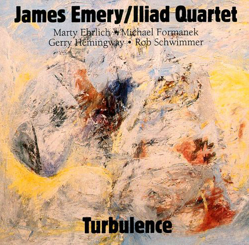 Turbulence  , Knitting Factory Works (mixed quartet and quintet)