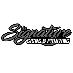 Signature Signs and Printing - Sponsor