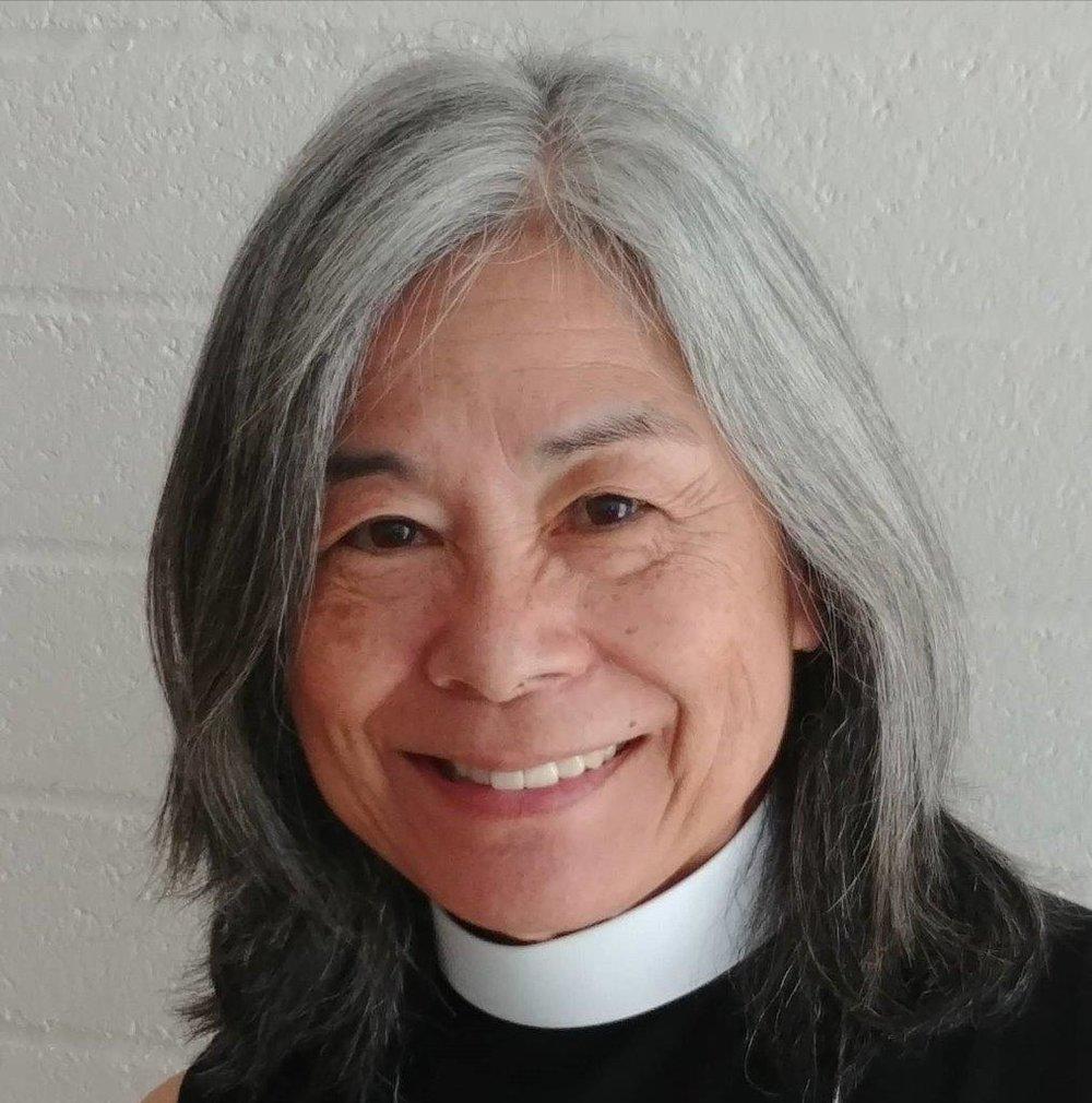 Rev Tanabe Portrait