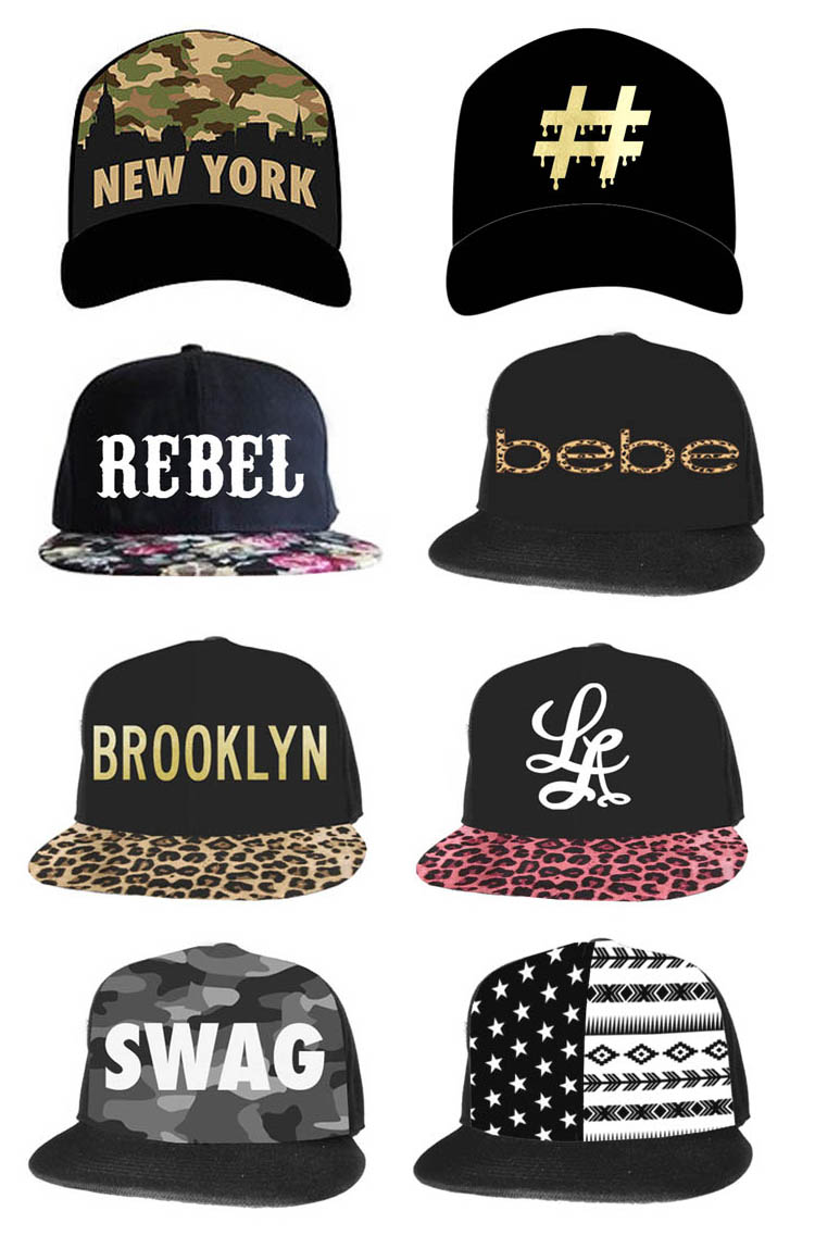 Graphic Hats