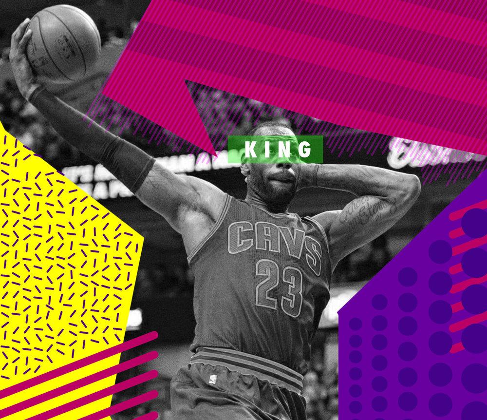 2017 NBA Finals Posters