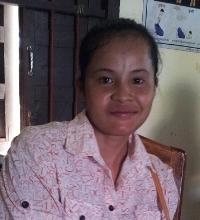 Teacher Khin Sreytouch  Her bio will come soon