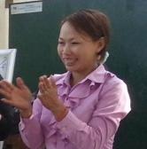 Bun Youleang  Second teacher