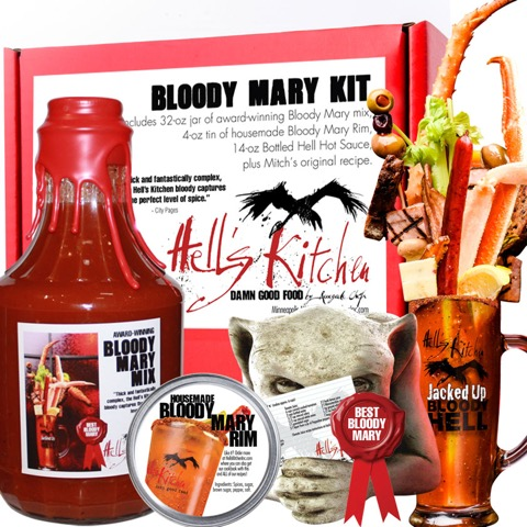 bloody mary kit hells kitchen - Hells Kitchen Minneapolis