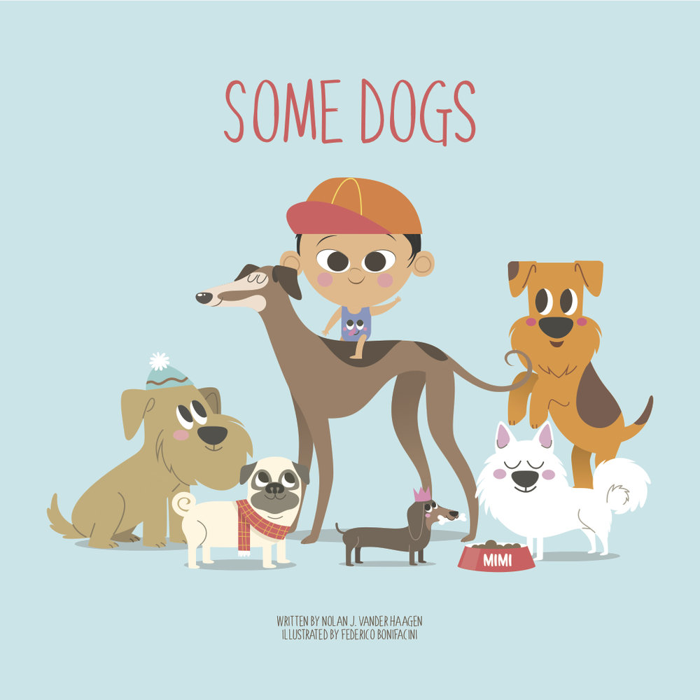 A hilariously funny book about dogs, love and acceptance! -