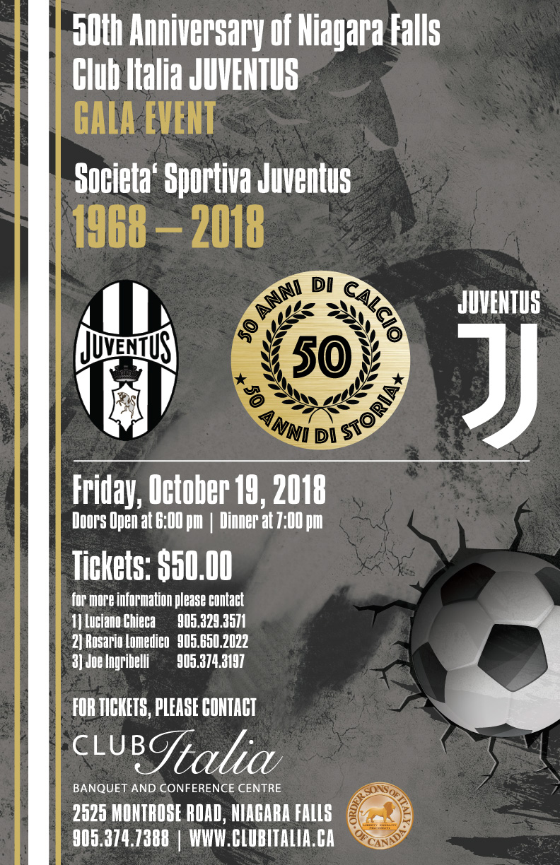 50th Anniversary of Niagara Falls  Club Italia Juventus.jpg - Poster.jpg