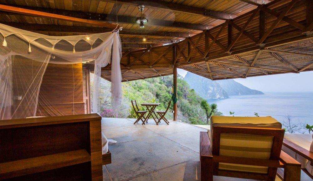 Cosmos Lodge, Piton View
