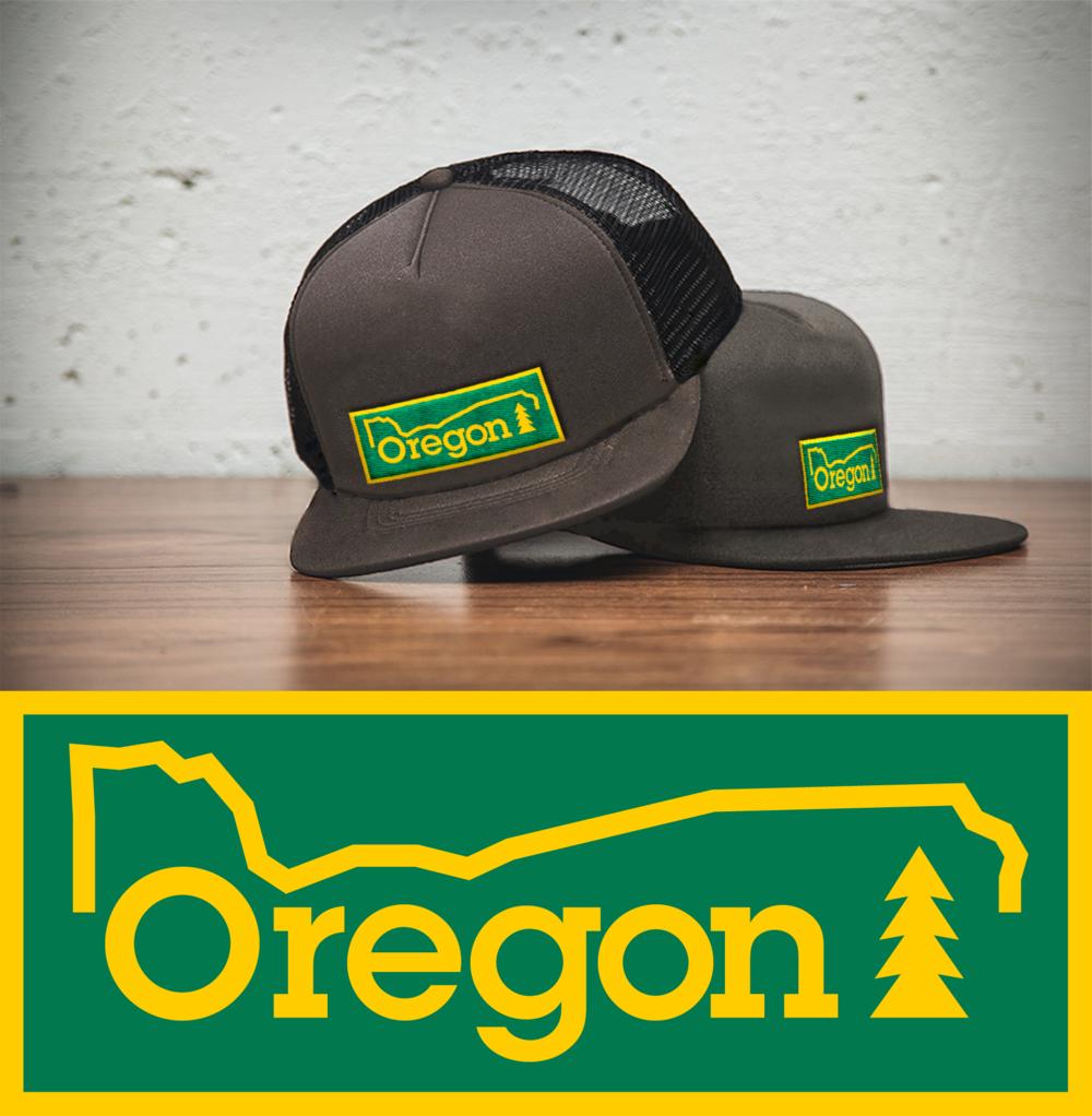 Oregon Tree Logo