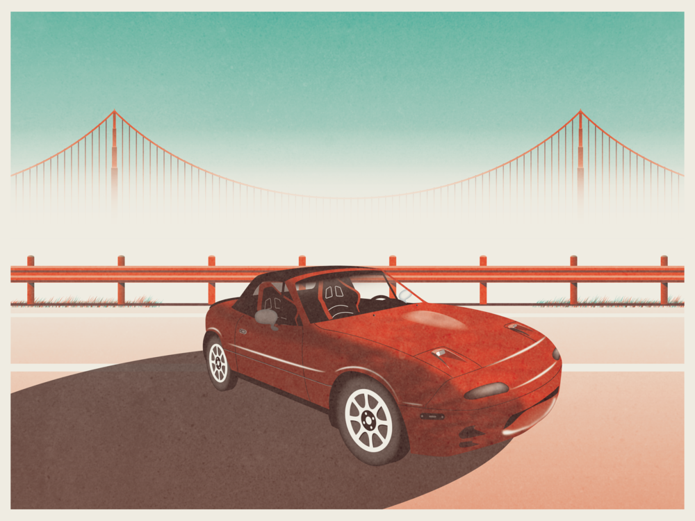 Getting some Vector Illustration practice in.