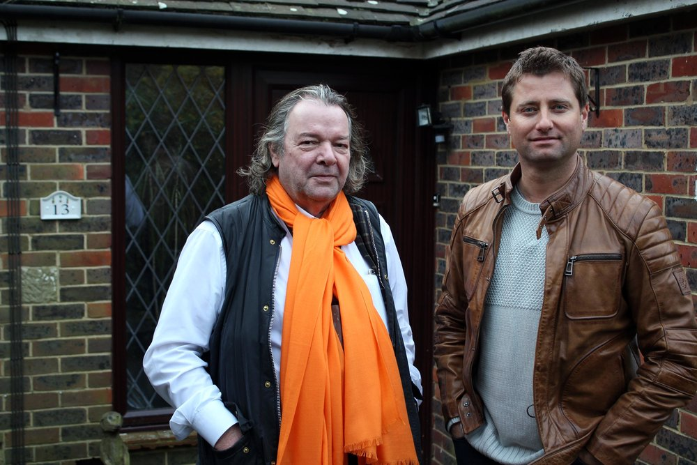 Will Alsop & George Clarke Channel 4