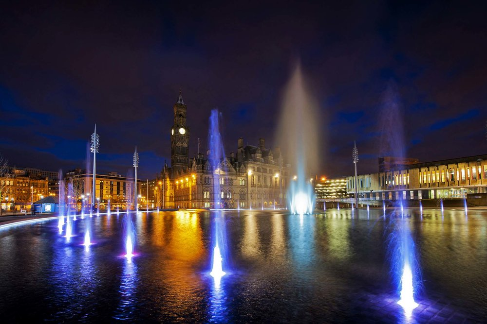 Bradford Public Square