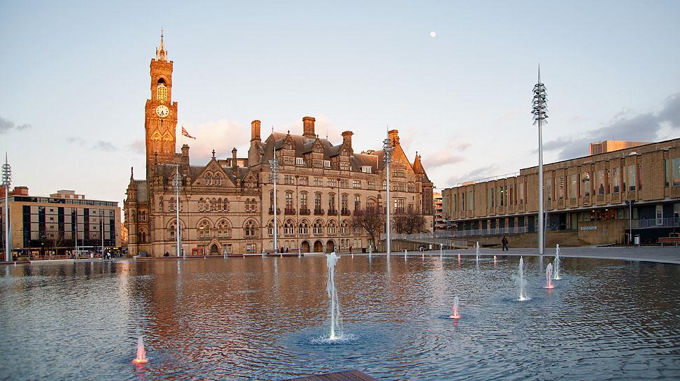Bradford urban design