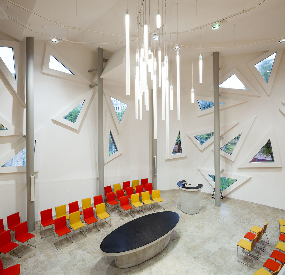Calypso Rotterdam Mixed Use Architecture