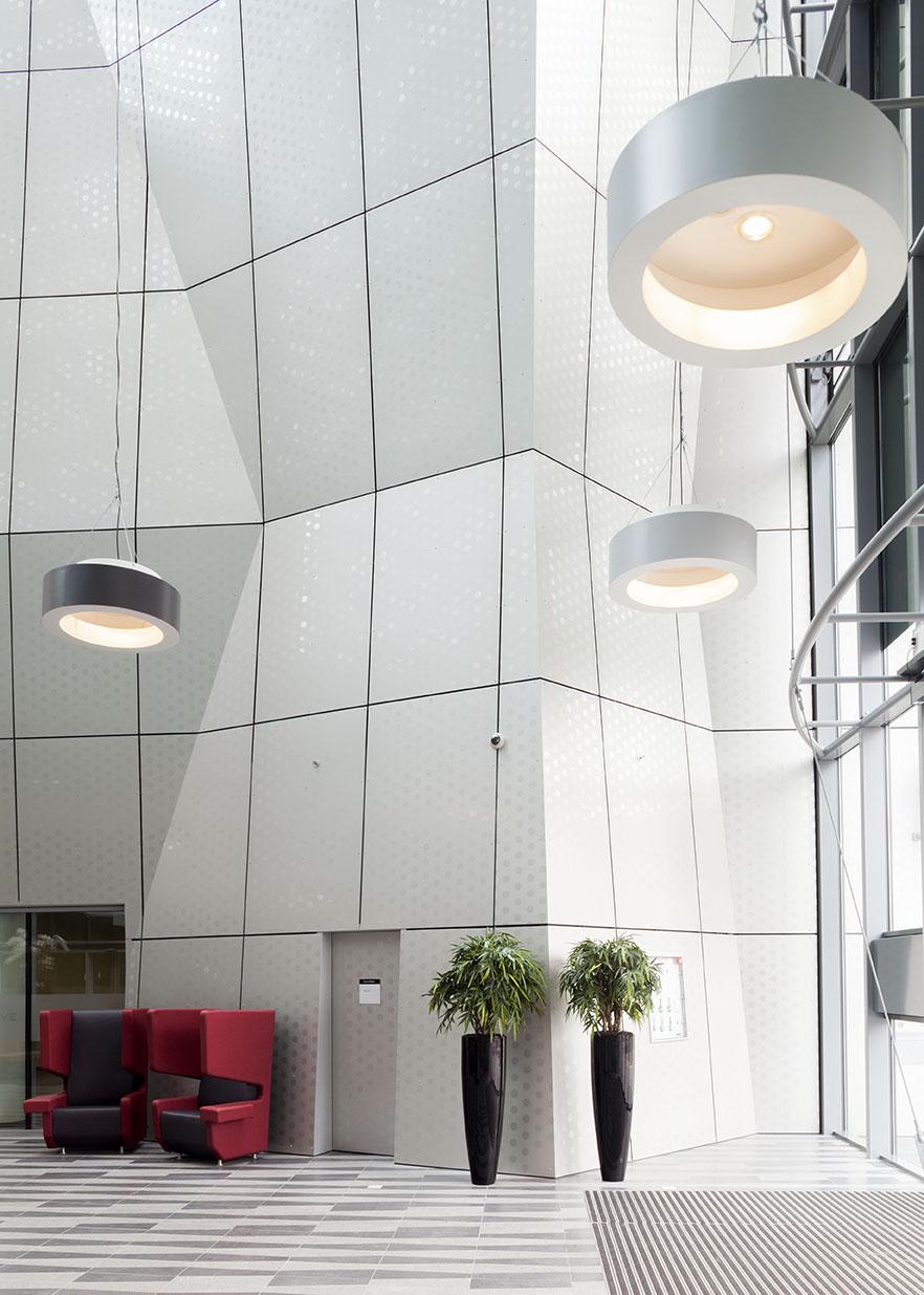 Calypso Rotterdam Interior Lobby