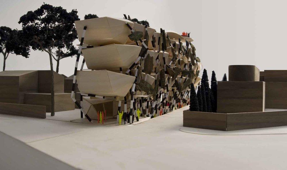 La Fosca Hotel Design Model