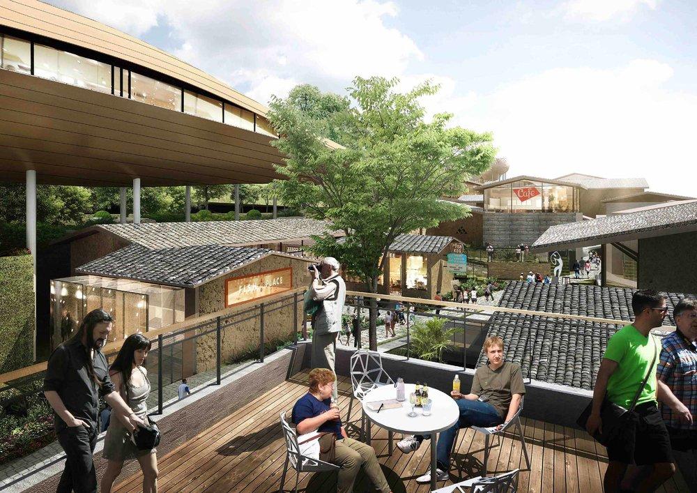 Yubei Masterplan Design