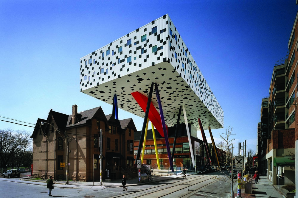 OCAD toronto education architect
