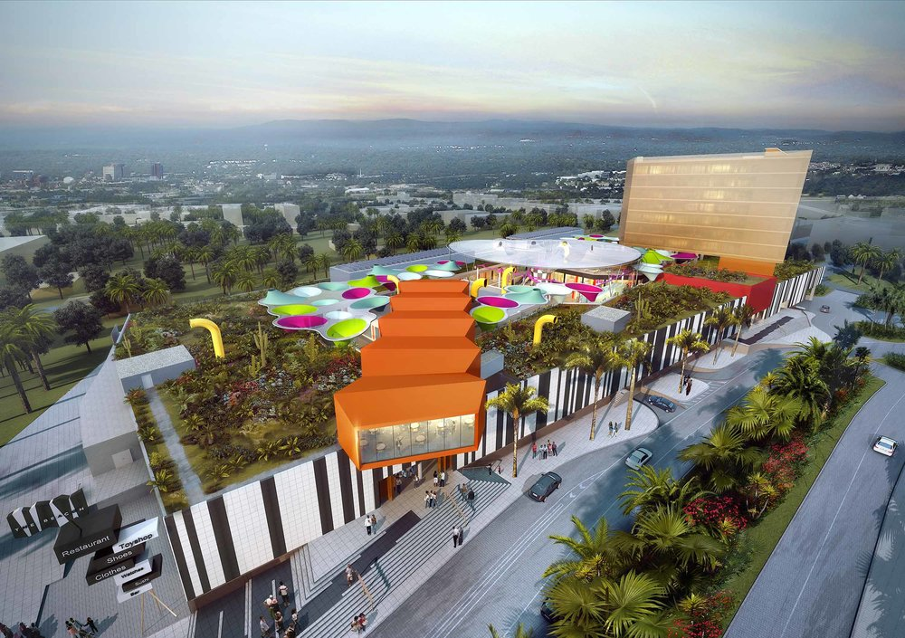 Kenya Shopping Mall Design