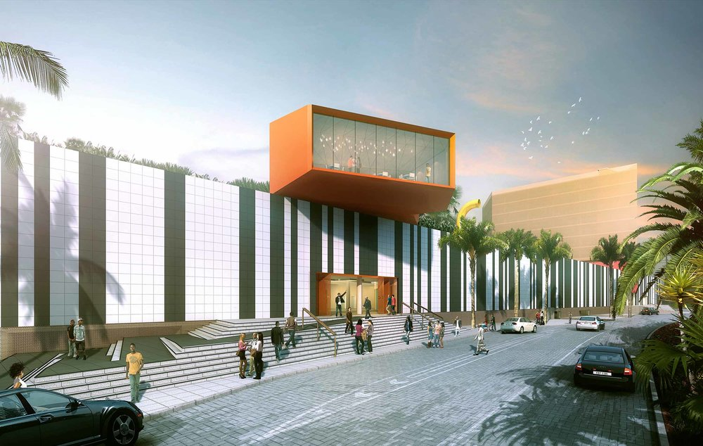 The Beacon Kenya, Retail Design