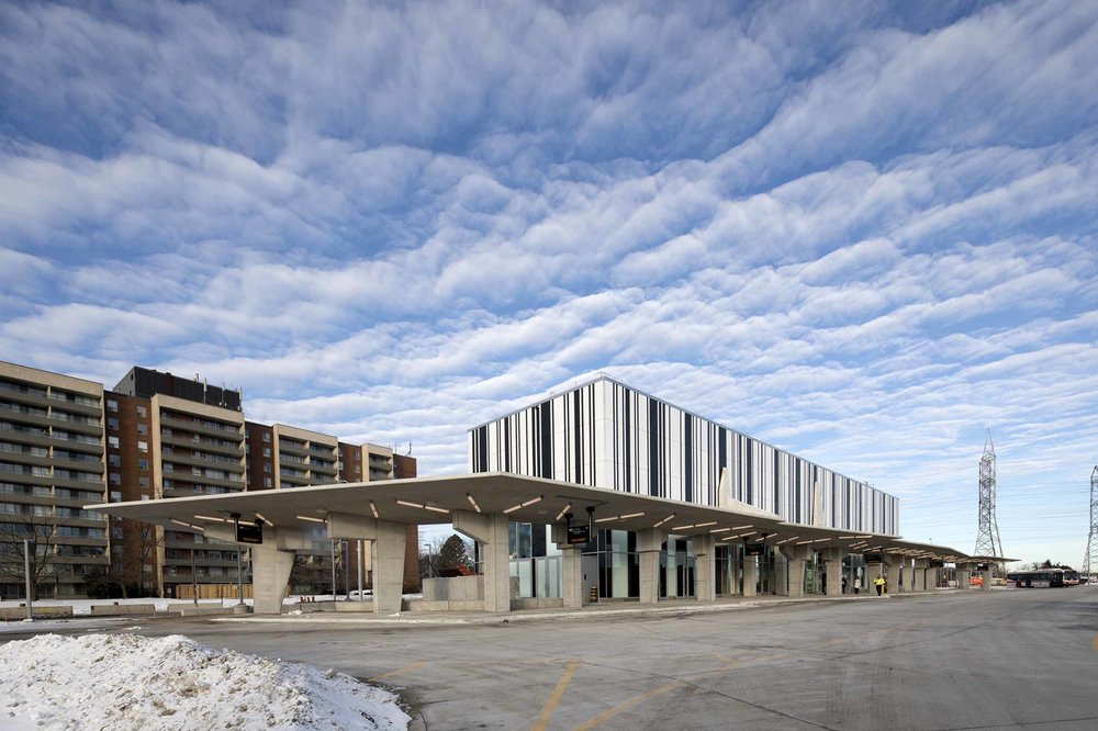 Finch West Station Transport Architect