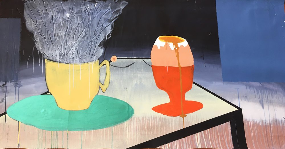 no spoon for the eggs__Acrylic on Canvas_Unstretched_1.8x0.95.jpg