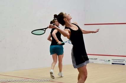 Cleveland Classic 2019 1st round action. All photos @andreadawsonphoto #clesquash #clevelandclassic2019