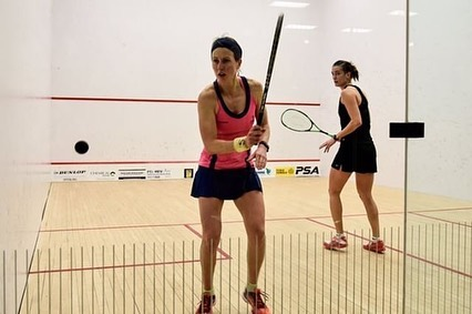 2nd round photos from the Cleveland Classic. All photos @andreadawsonphoto #clesquash #clevelandclassic2019