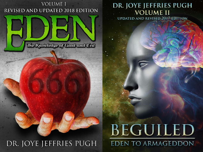 Check Out Dr. Joye's Best Selling Books  -