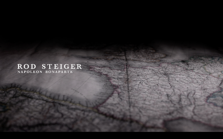 Waterloo Titlesequence  making of a Movie Titlesequence