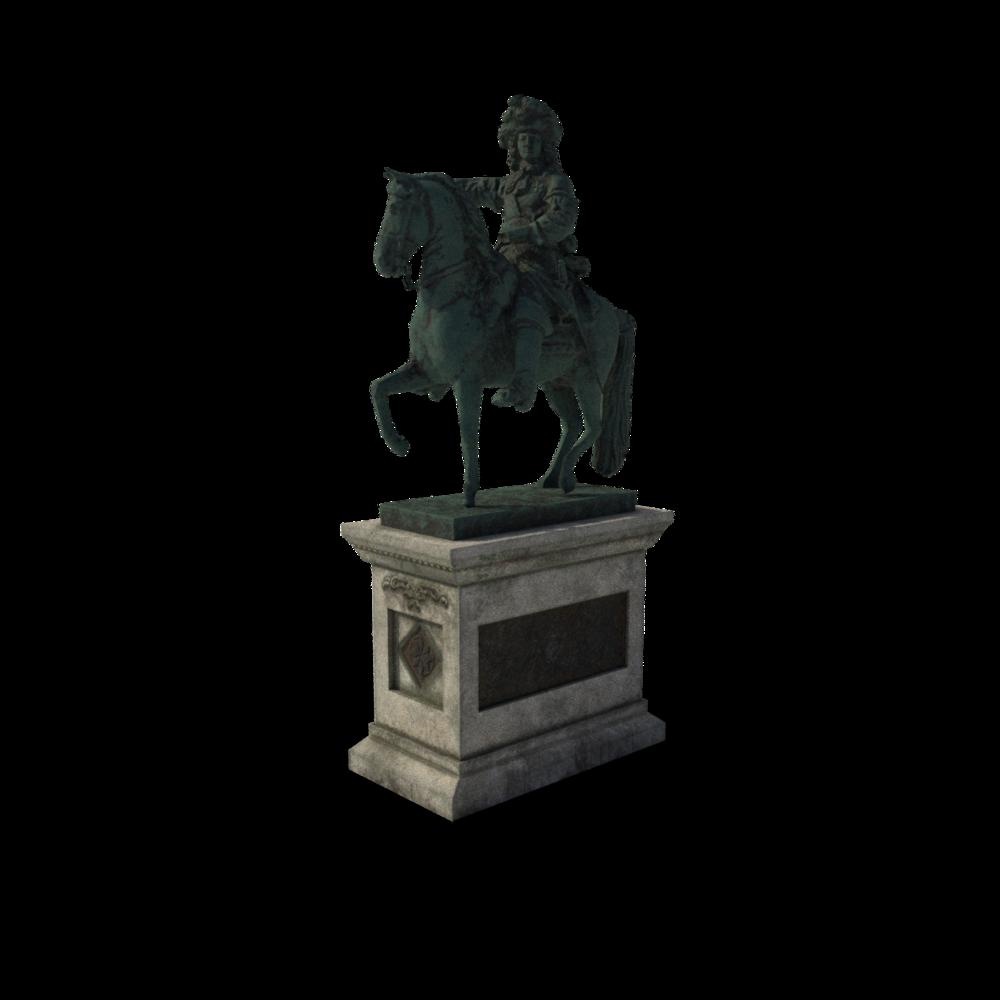 Statue PBR