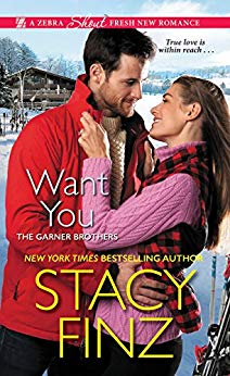 WANT YOU by Stacy Finz
