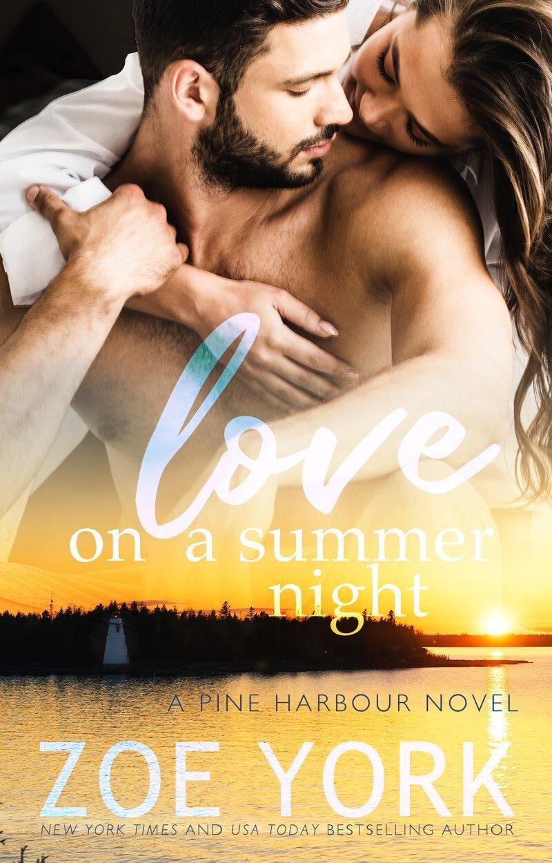 LOVE ON A SUMMER NIGHT by Zoe York
