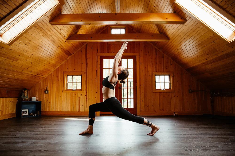 Boston Photographer Yoga and Fitness