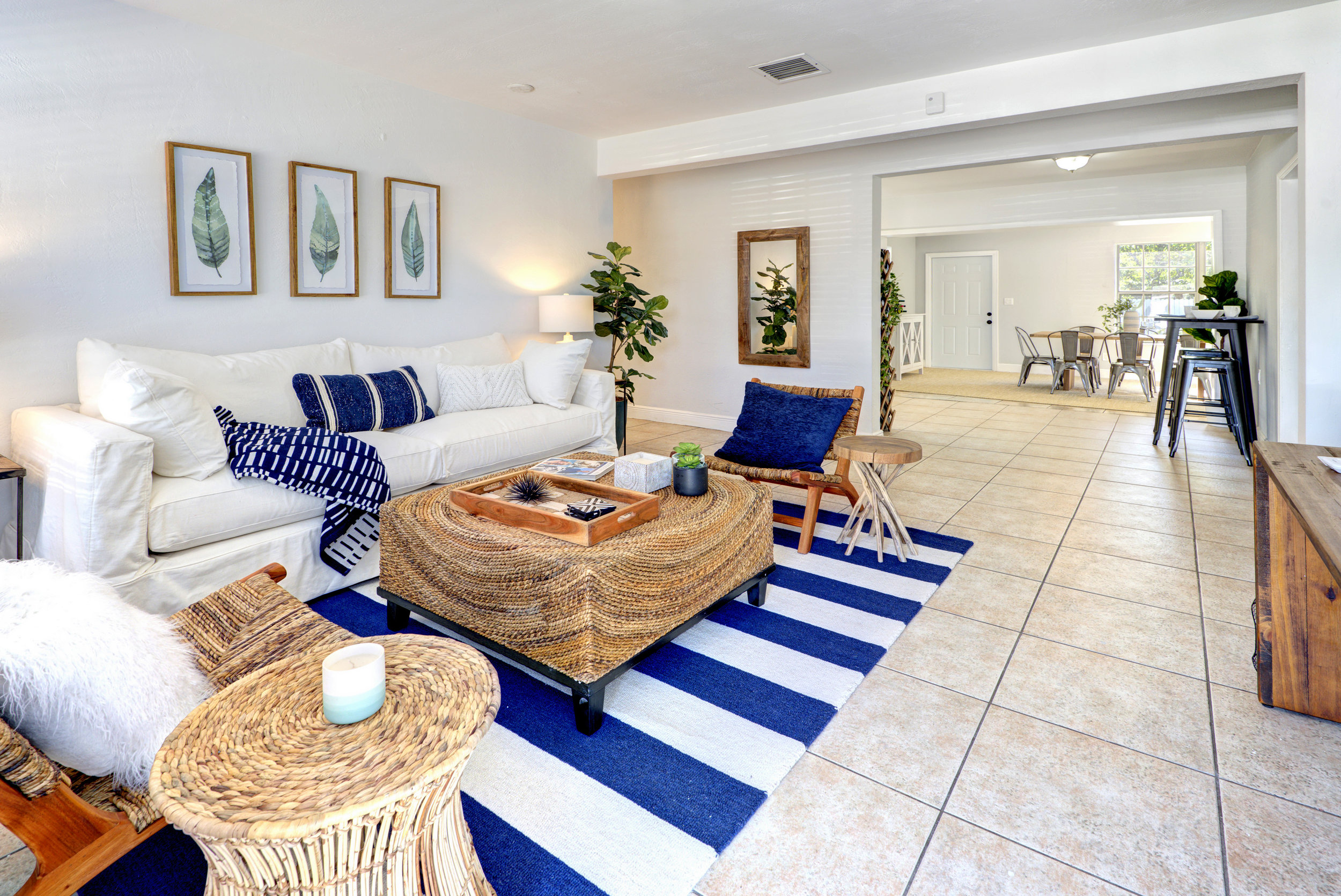 Coastal Farmhouse Curated Real Estate Sales Rentals Home