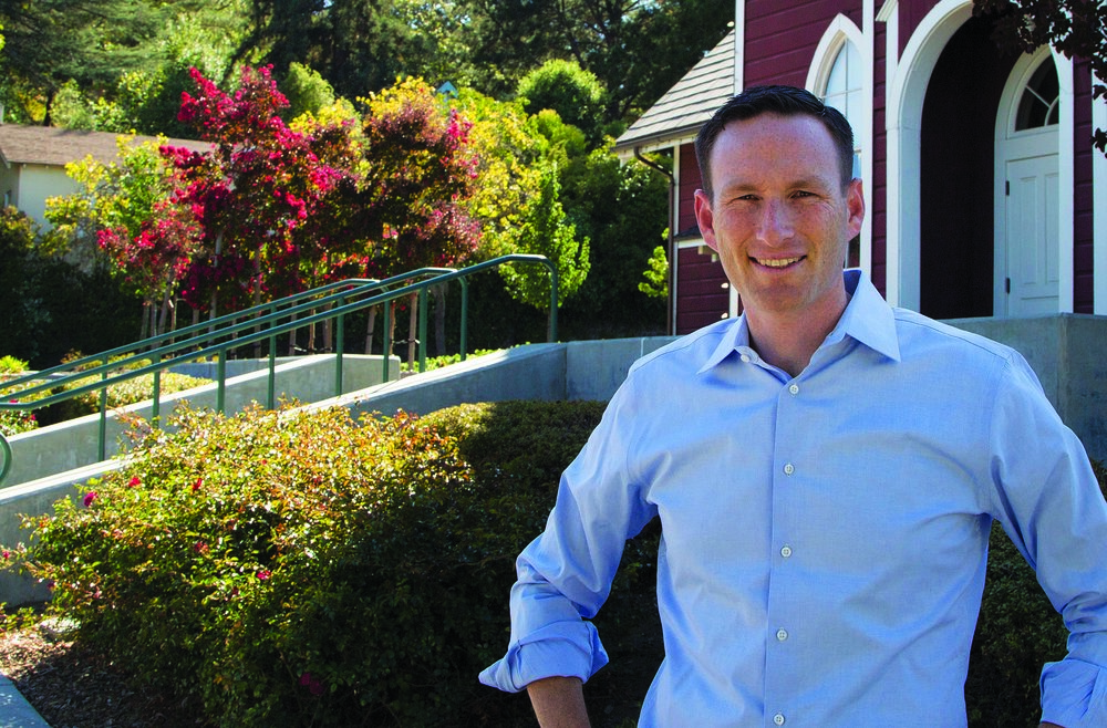 Meet Josh - Josh, a Novato native, was elected to the City Council in 2015. He is an environmental leader, advocate for working Californians, and a military veteran. He is also father to three young boys, and proud husband to a Novato public school teacher.Learn More