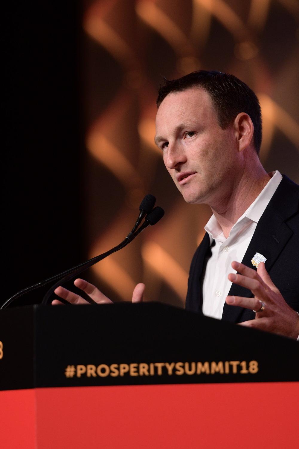 2018 Prosperity Summit, Washington DC